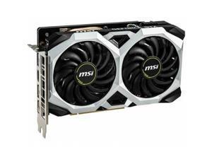 MSI NVIDIA GeForce GTX 1660 Ti VENTUS XS OC 6GB GDDR6 HDMI/3DisplayPort pci-e
