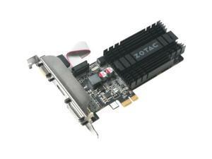 Zotac GeForce GT 710 Graphic Card - 954 MHz Core - 1 GB DDR3 SDRAM - Half-length