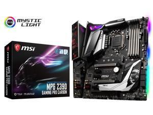MSI MPG Z390 GAMING PRO CARBON Socket LGA1151 Intel Z390 ATX Motherboard