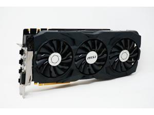 (use.d)   MSI Geforce GTX 1080 Ti 11GB Duke Graphics Card Nvidia GPU