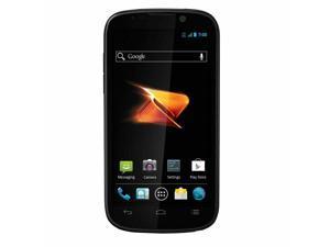BOOST MOBILE ZTE WARP N861 BLACK 4GB 5MP CDMA ANDROID PREPAID SMARTPHONE