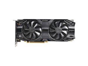 EVGA NVIDIA GeForce RTX 2080 Super BLACK GAMING 8GB GDDR6 HDMI/3DisplayPort/USB