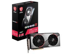 MSI Radeon RX 5700 XT GAMING X Graphics Card, PCI-E 4.0, 8G GDDR6, VR Ready