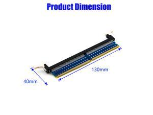 DDR4 288Pin Adapter DDR4 memory test protection card DDR4 adapter
