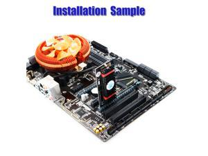 NGFF(M.2)  nvme M key SSD to PCI- E 4X Adapter with Heatsink(vertical installation)