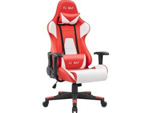Swell Uomax Gaming Chair Reclining Rocking Office Chair For Computer Racing Style Office Chair Recliner With Footrest And Massage Lumbar Support Pu Ncnpc Chair Design For Home Ncnpcorg