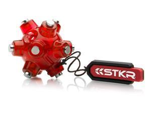 STRIKER 00105 STRIKER MAGNETIC LIGHT MINE W/ 12 SPOT MAGNETS 10 LUMENS