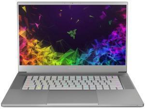 "Razer Blade 15.6"" FHD 144Hz Display Gaming Laptop, 2.2GHz Intel Core i7-8750H, 16GB RAM, 512GB SSD, NVIDIA GeForce GTX 1060 w/ Max-Q Design, Windows 10 Home - Mercury White - RZ09-02385EM2-R3U1"