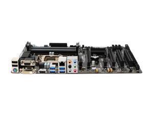 GIGABYTE GA-Z97-HD3 (rev. 2.0) LGA 1150 Intel Z97 HDMI SATA 6Gb/s USB 3.0 ATX Intel Motherboard