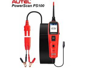 Autel PowerScan PS100 Electrical System Diagnosis Tool PowerScan PS100 Auto Circuit Battery Tester Easy to Read AVOme