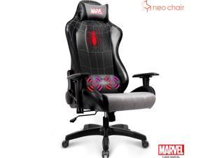 Marvel Avengers Gaming Chair Desk Office Computer Racing Chairs - Recliner Adults Gamer Ergonomic Game Reclining High Back Support Racer Leather Rocker - ARC Spider-Man