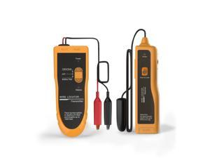 Kolsol F02 Underground Cable Wire Locator Tracker Lan With Earphone Easily Locate Wires And Cables Pet Fence Wires Control Wires