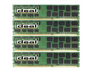 32GB 4X8GB DDR3 1600MHz ECC REG MEMORY FOR ASRock EP2C602-4L/D16 SSI EEB Server
