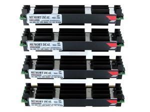 16GB (4X4GB) MEMORY Ram For Mac Pro 2008 - BTO/CTO - MacPro 3,1 - A1186 , 2180