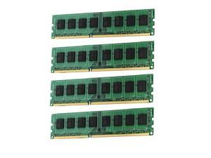 16GB (4x4GB) Memory PC3-10600 ECC Unbuffered HP Compaq Workstation Z400
