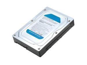 """Single Bay 2.5"""" to 3.5"""" Inch SATA Converter Adapter USB 3.0 External Hard Drive Enclosure Internal HDD & SSD"""