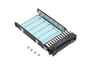 """For HP G7 2.5"""" Drive Caddy SAS SATA HHD Tray Bracket 371593-001 DL380 DL370 DL360 G5 G6 G7"""