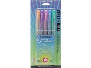 Gelly Roll Silver Shadow Set 5