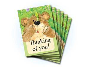 Suzy's Zoo Friendship Card 6-pack 10340