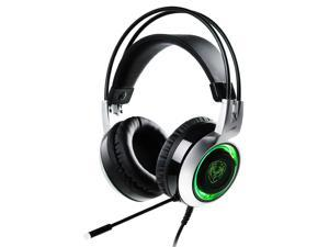 SOMIC G951 LED Light USB Gaming Stereo Headphones Headset with Microphone and LED light For PC Video Games