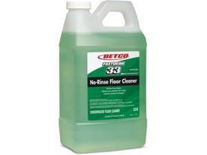 Betco 2584700 BIOACTIVE SOLUTIONS NO-RINSE FLOOR CLEANER, 2L
