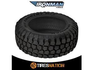 (1) New Ironman All Country M/T 235X80X17 120X117Q Mud-Terrain Performance Tire