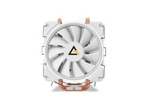Antec C400 Glacial 120mm CPU Cooler Fan for Intel LGA 2066/2011/1366/1156/1155/1151/1150/775 & AMD Socket AM4/AM3+/AM3/AM2/AM2+/FM2/FM1