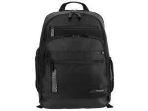 "Targus Revolution Teb012us Carrying Case (Backpack) For 14"" Notebook - Black"