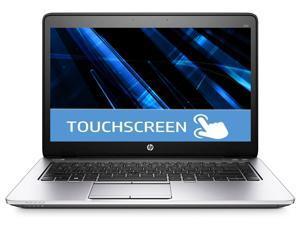 "HP Elitebook 840 G2 TouchScreen FHD 14.0"" Laptop - Intel Core i5 5300U 5th Gen 2.3 GHz 8GB 256GB SSD Windows 10 Pro 64-Bit - Webcam"