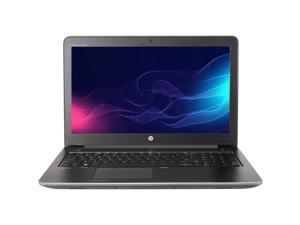 "HP ZBook 15 G3 15.6"" 1920x1080 Full HD Mobile Workstation PC, Intel Core i7-6820HQ 2.70GHz, 8GB DDR4 RAM, 256GB SSD, Win-10 Pro x64, NVIDIA Quadro M1000M"