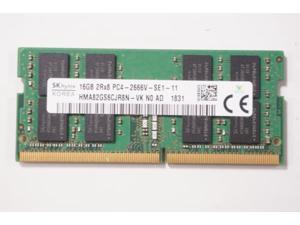 HMA82GS6CJR8N-VKN0 Hynix 16gb Pc4-21300 Ddr4-2666mhz So-Dimm Memory