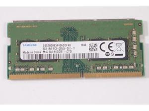Samsung M471A1K43DB1-CTD 8 GB Laptop Memory Module - DDR4 - 2666 MHz - 260 Pin - SO-DIMM
