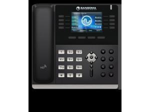 Sangoma Technologies SGM-S505 S505 Mid Level Phone - Black