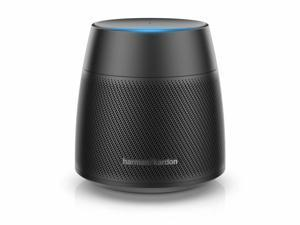 Harman Kardon Astra Bluetooth Speaker w/ Amazon Alexa Voice assistant 360 Sound - New