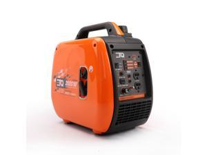 ETQ NI2000i 2000 Watt Gas Powered Inverter Generator CARB Compliant with spark arrestor, Pure Sine Wave