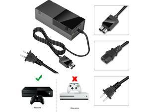 For Microsoft Xbox one Console Power Supply Cord AC Adapter 135W 12V 10.83A