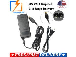 20V 65W AC Adapter For Lenovo Power Supply Cord Charger ThinkPad 20V Win 8 3444...