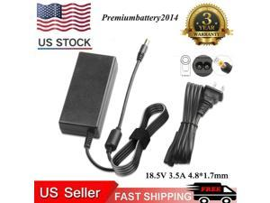 18.5V 3.5A For Asus Eee PC 900 901 1000h AC Adapter Charger Power Supply Cord