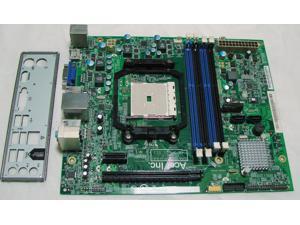 MB.SJW01.001 Acer Aspire M3470 AMD Desktop Motherboard sFM1 DAA75L aParker