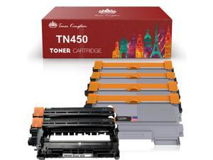 DR420 TN450 Drum and Toner Set For Brother HL-2270 DW MFC-7460N DCP-7065DN
