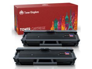 Compatible Black MLT-D111S Toner Cartridge for Samsung Xpress M2070W M2022W 2 PK