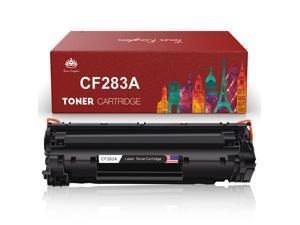 4 PK CF283A 83A Toner Cartridge For HP LaserJet Pro MFP M201dn M225dn M225dw