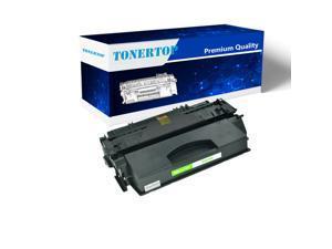 High Yield Black Toner Cartridge Replacement For HP Q7553X 53X LaserJet Printer