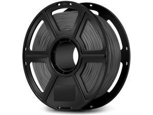 Flashforge USA 3D-FFG-ABSGY Abs Filament Grey Color 1.75Mm 1Kg
