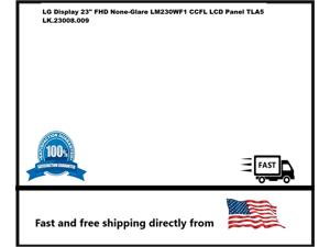 "LG Display 23"" FHD None-Glare CCFL LCD Panel LM230WF1 TLA5 LK.23008.009"