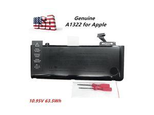 """Battery For Apple MacBook Pro 13""""A1278 Genuine OEM A1322 Mid 2009 2010 2011 2012"""