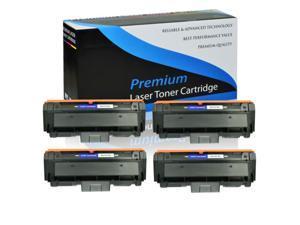 4PK Toner Cartridge For SAMSUNG MLT-D116L M2835DW M2885FW M2625D M2875FW M2875FD