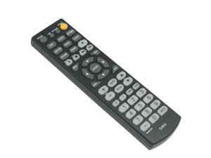 GXEA Replace Remote for Sanyo TV DP32242 DP37840 DP40142 DP42410 DP42840 LCD55L4
