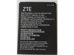 NEW OEM ZTE Li3928T44P4h735350 Q802T Avid Trio Z833 ZFIVE2 Z836BL Z837VL Battery