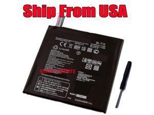 BL-T12 Battery for LG G Pad 7.0 V400 V410 LK430 UK410 With Tools 3.8V 4000mAh US